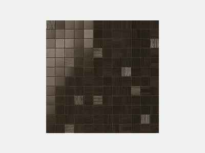 600110000074 dark oak mosaic Мозаика aston wood atlas concorde