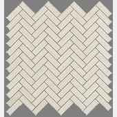 9RHW room white herringbone wall Декор